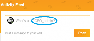 Register - [PCEO] Peaceful CEO